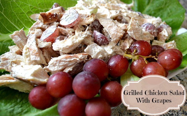Cranberry Walnut Chicken Salad From An Edible Mosaic