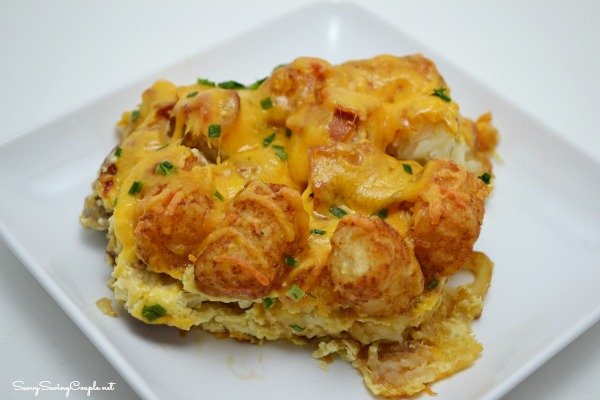 cheesey-bacon-sausage-breakfast-casserole