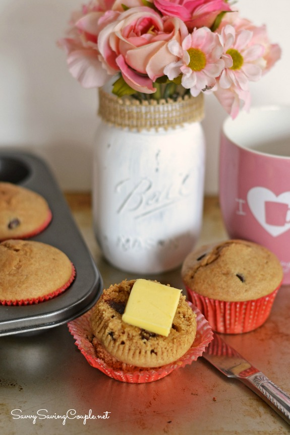 butter-on-muffin