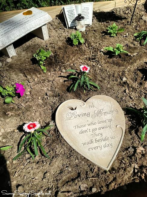 Preferred How to Make Your Own Memorial Garden on a Budget ⋆ Savvy Saving  TS26