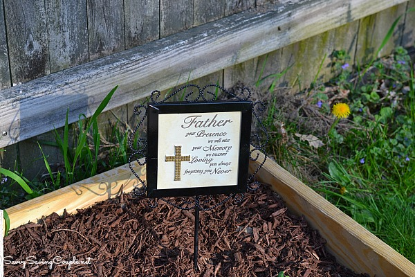 How to Make Your Own Memorial Garden on a Budget Savvy Saving Couple